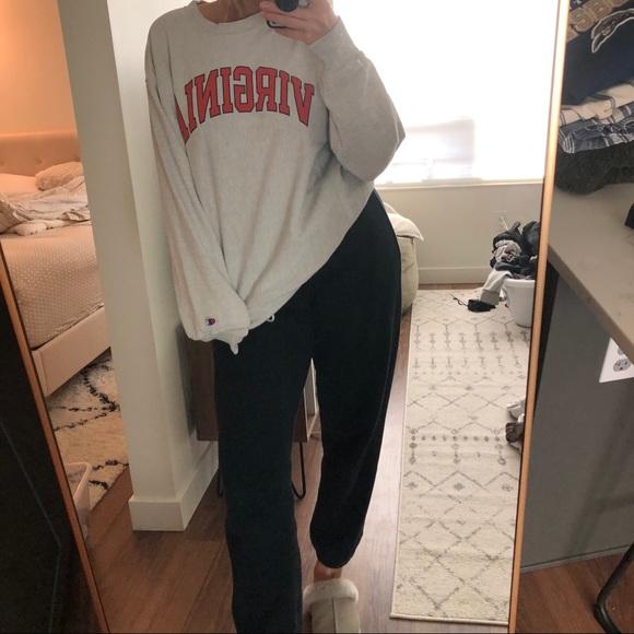 Vintage Champion University Sweatshirt